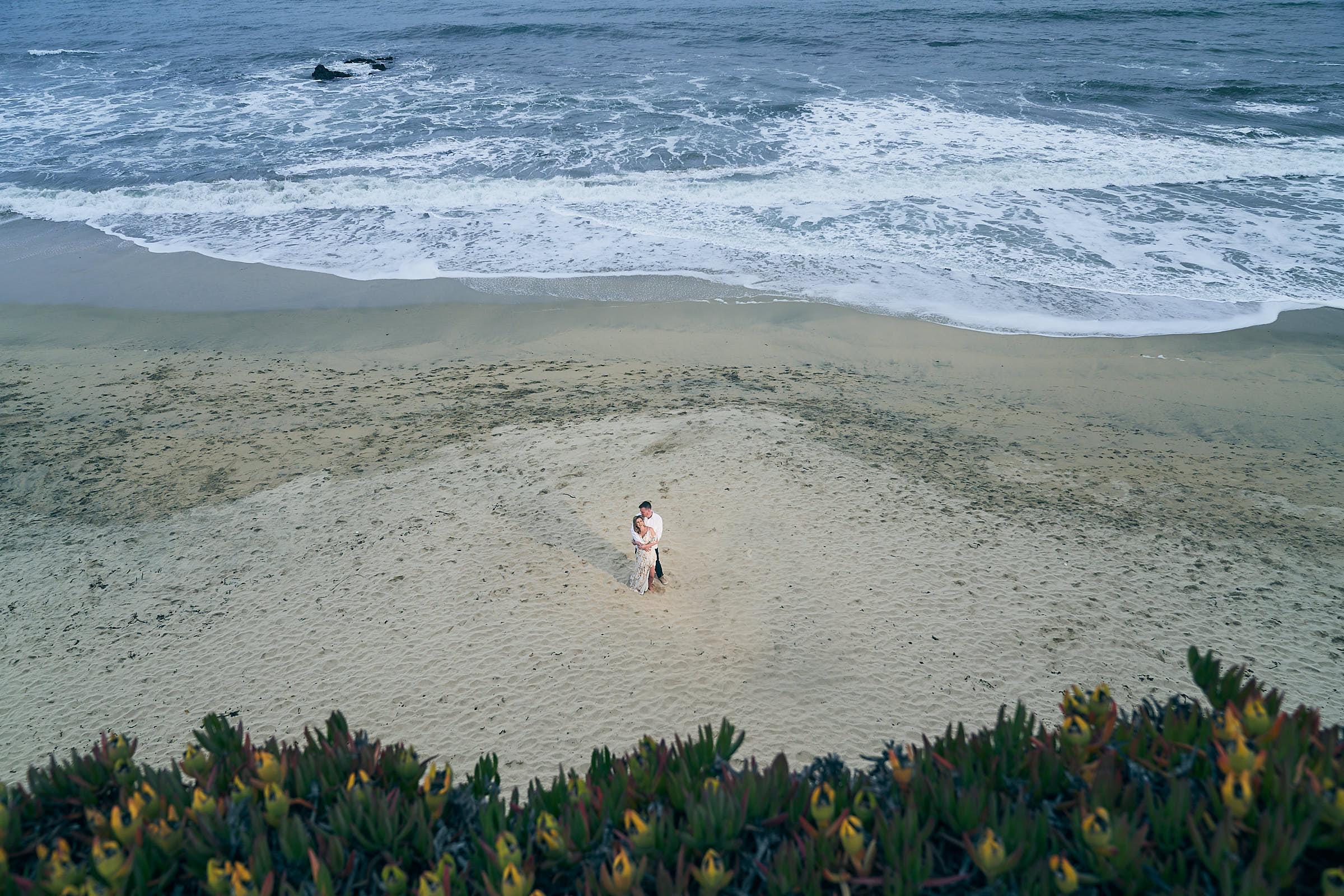 Kauai Beach Engagement Photos