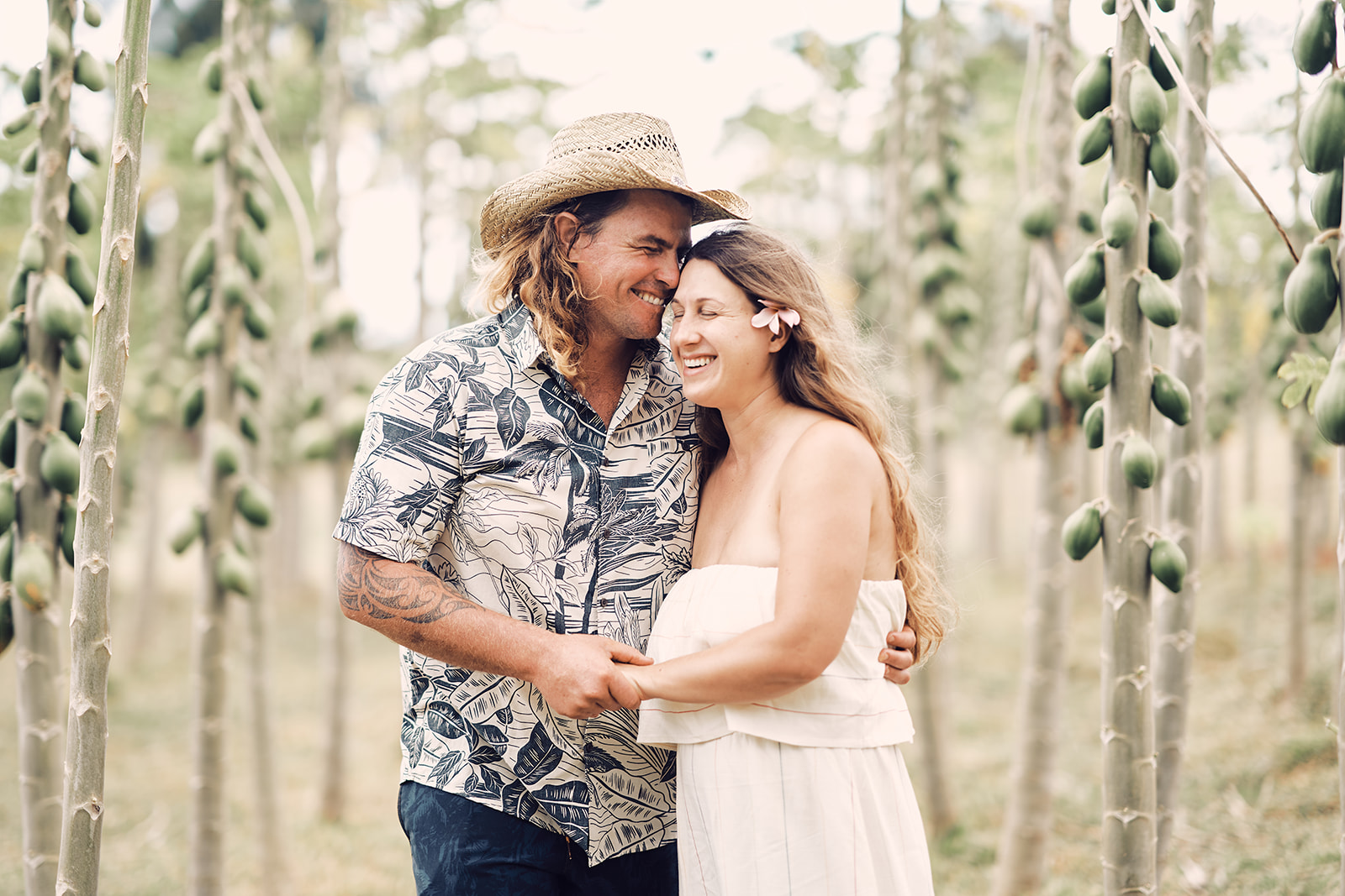 Timbers Farm Couples Photoshoot