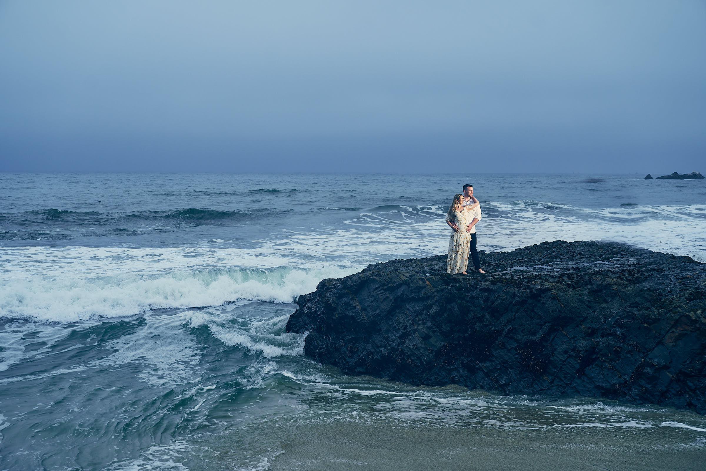 Epic Couples Photoshoot Kealia Beach Kauai