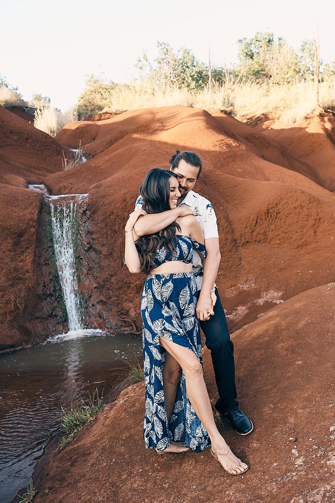 Sexy Couples Poses Kauai Photographer