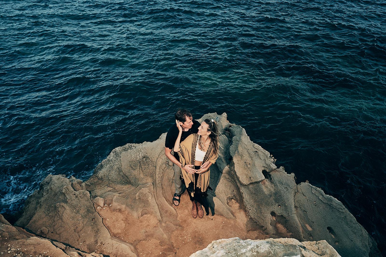 Kauai Engagement Photographer Shipwrecks Beach Poipu Location
