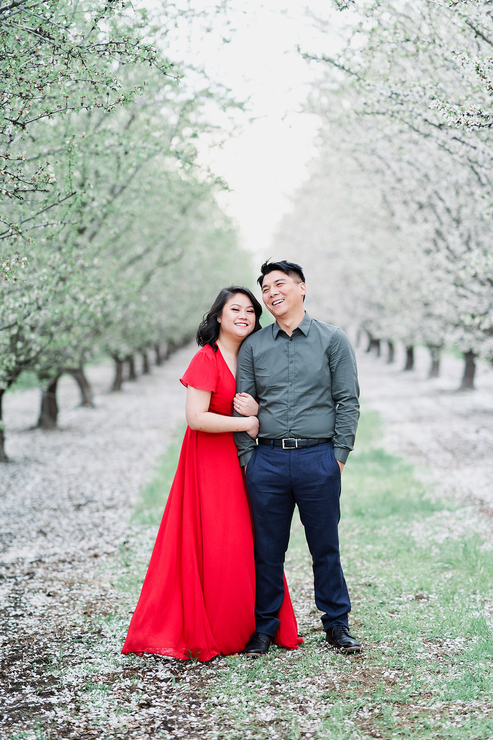 Spring Time Engagement Photography Bay Area California