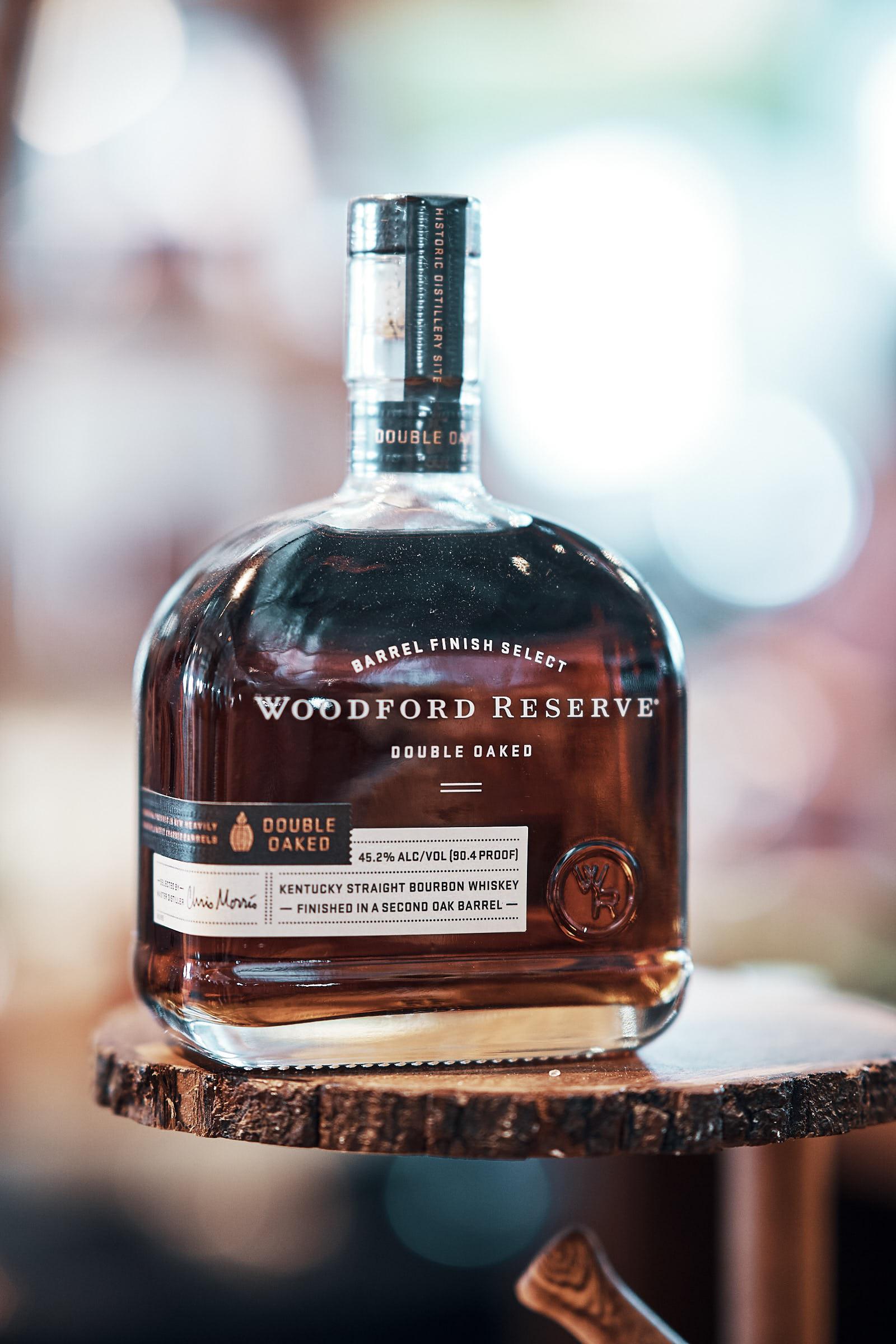 Woodruff Whisky Bottle Photo
