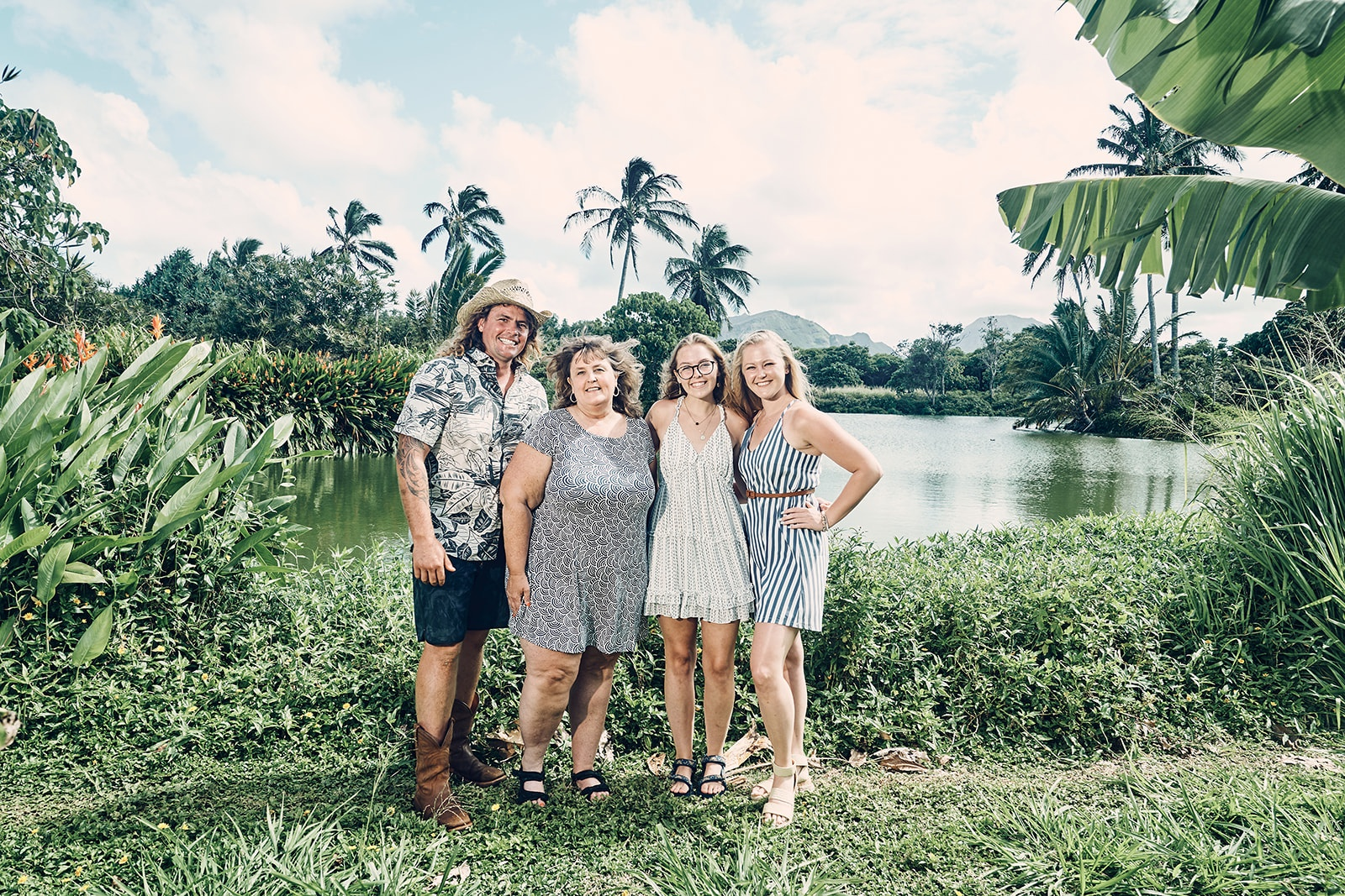 Family With Kids Kauai Photographer