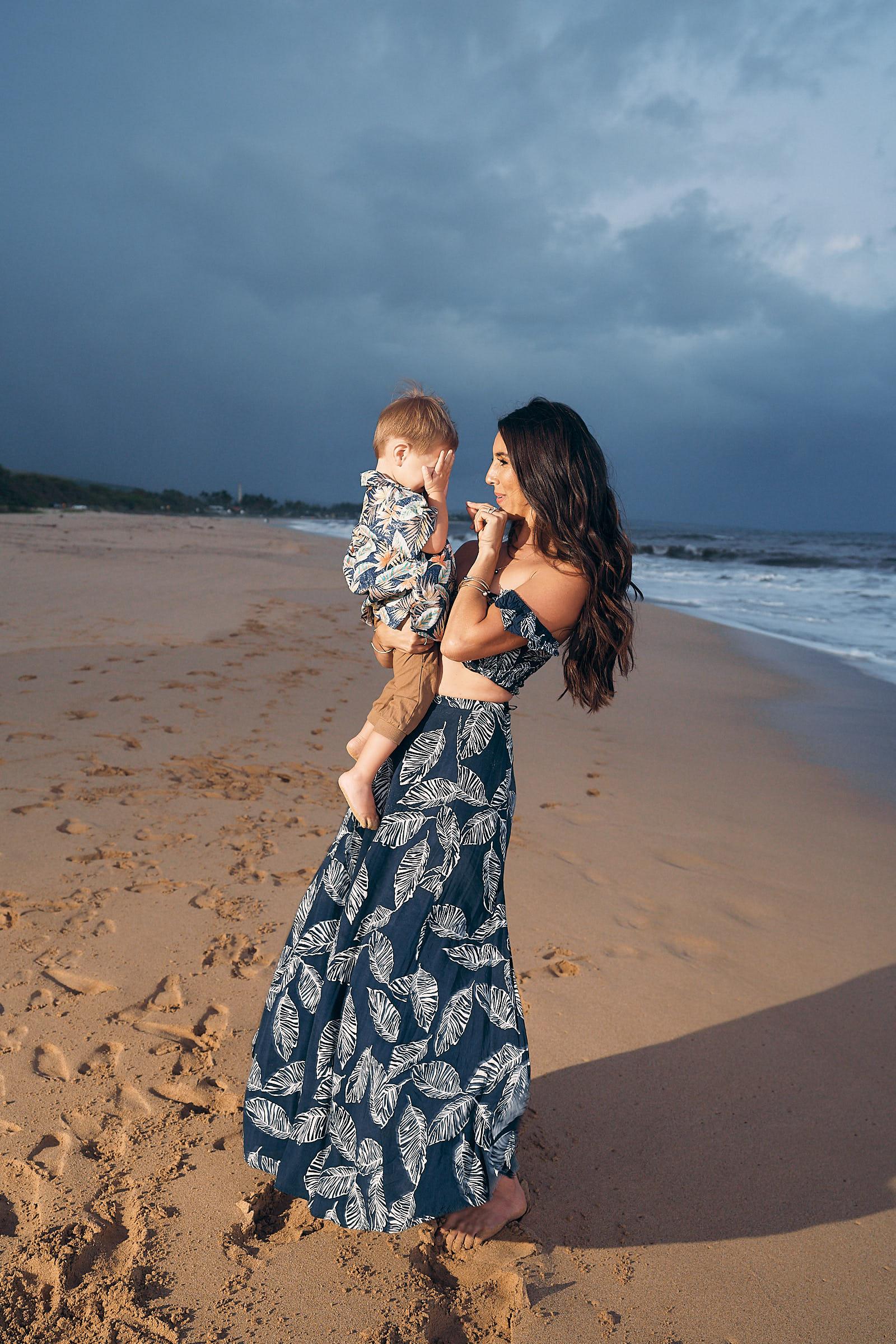 Kauai Family Beach Photographer