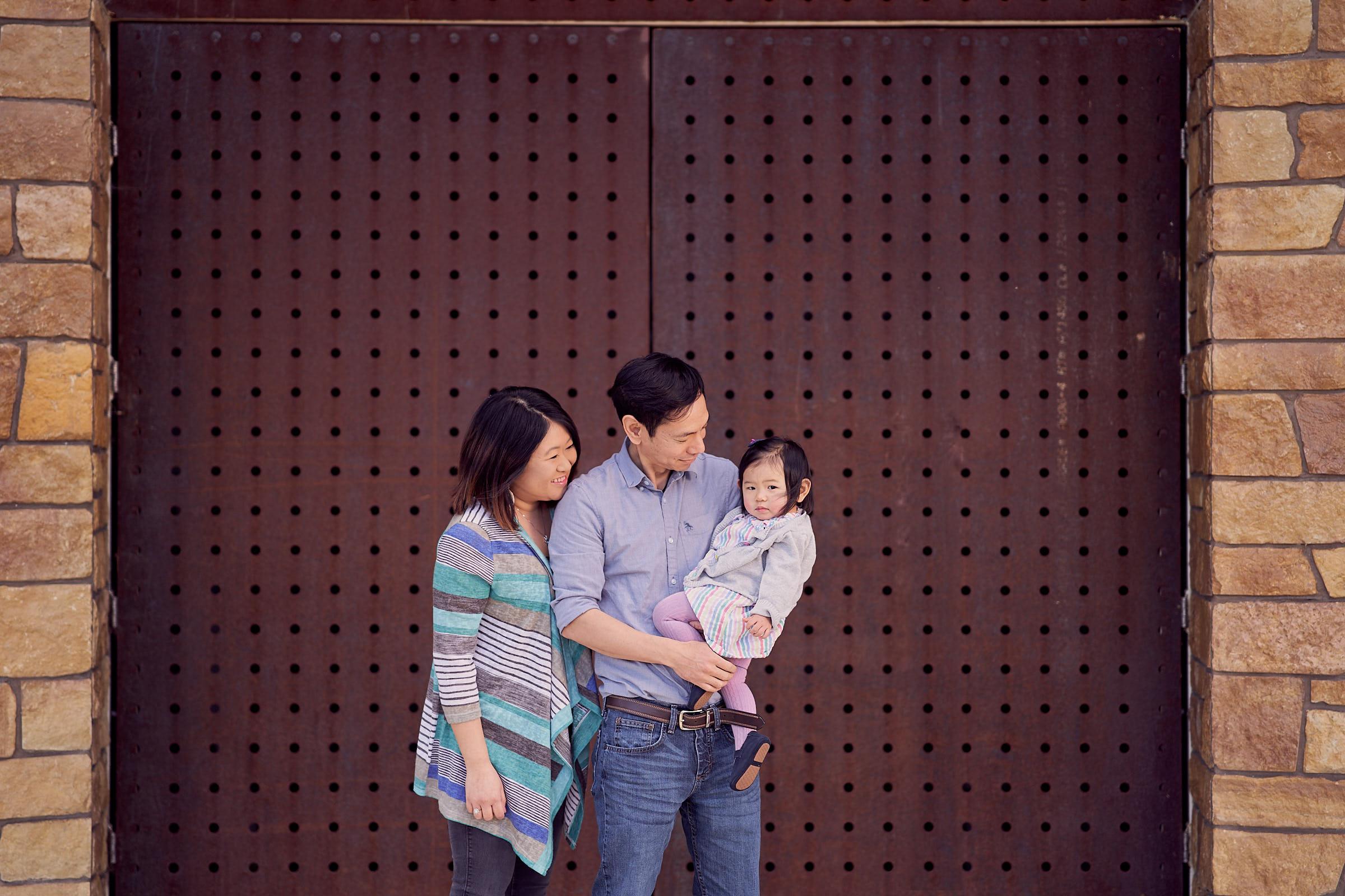 Family Photoshoot San Jose California