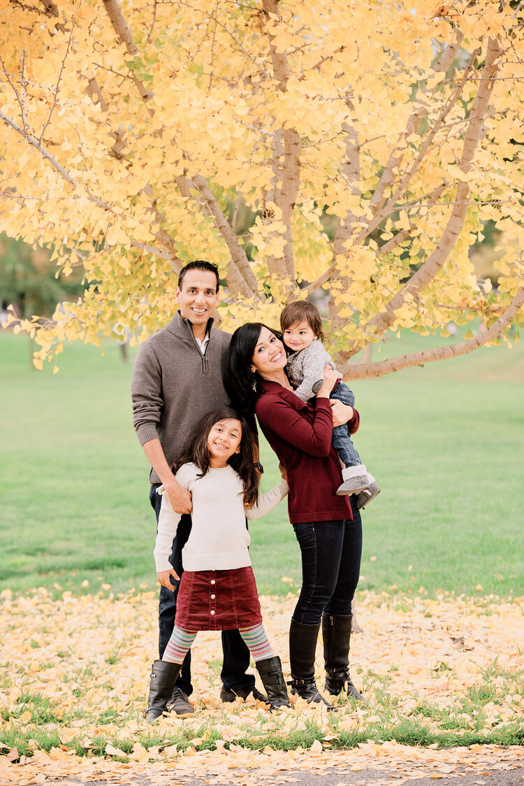 Cuesta Park Fall Family Photoshoot By Afewgoodclicks