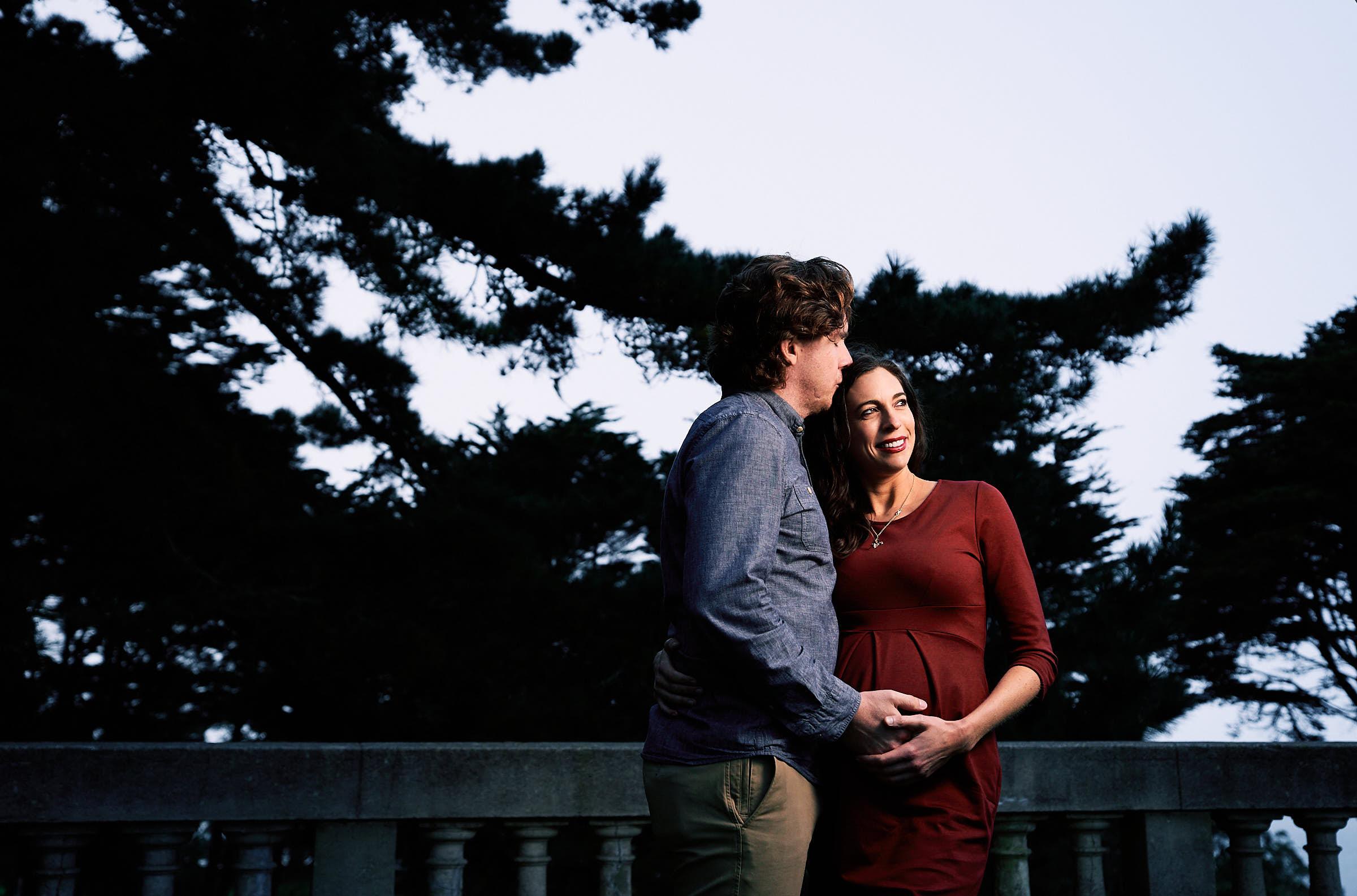San Francisco Baby Moon Photographer Afewgoodclicks