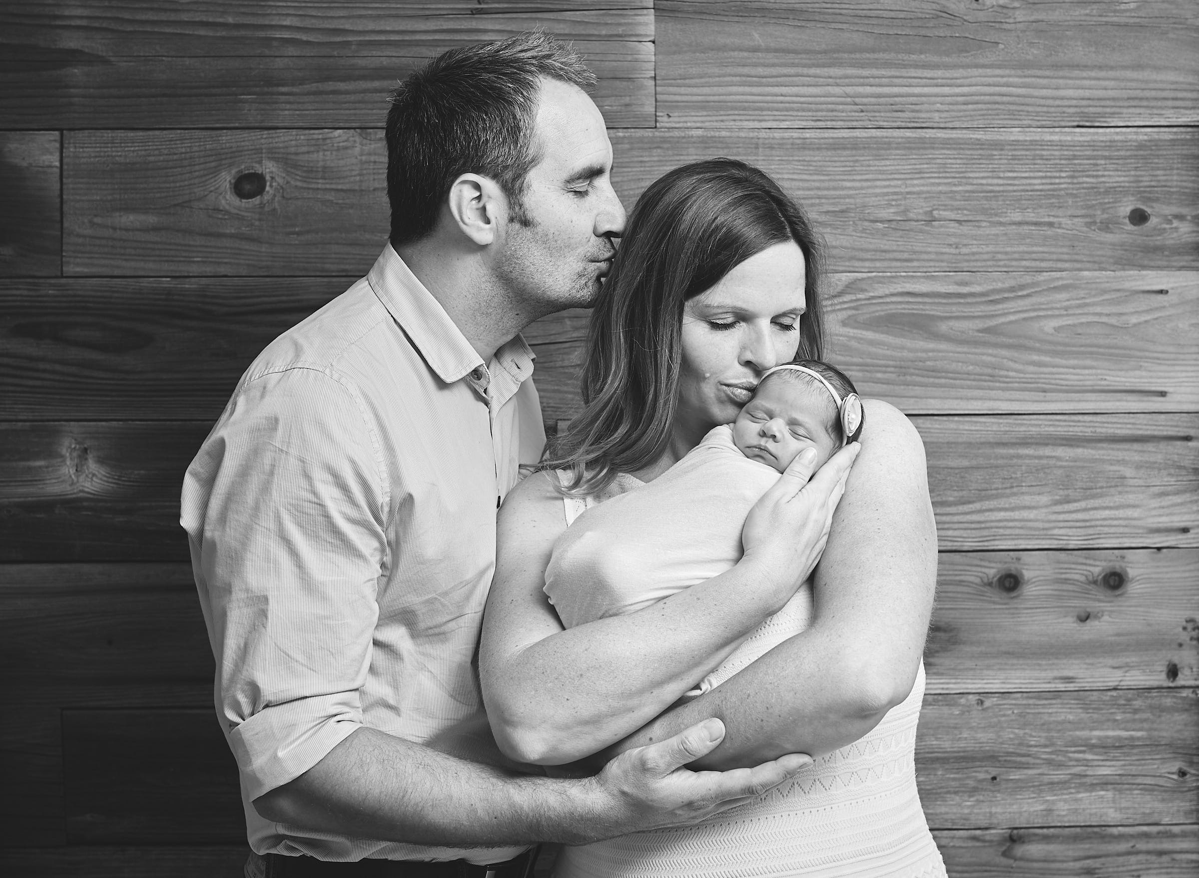Parents With Newborn Baby Picture Afewgoodclicks