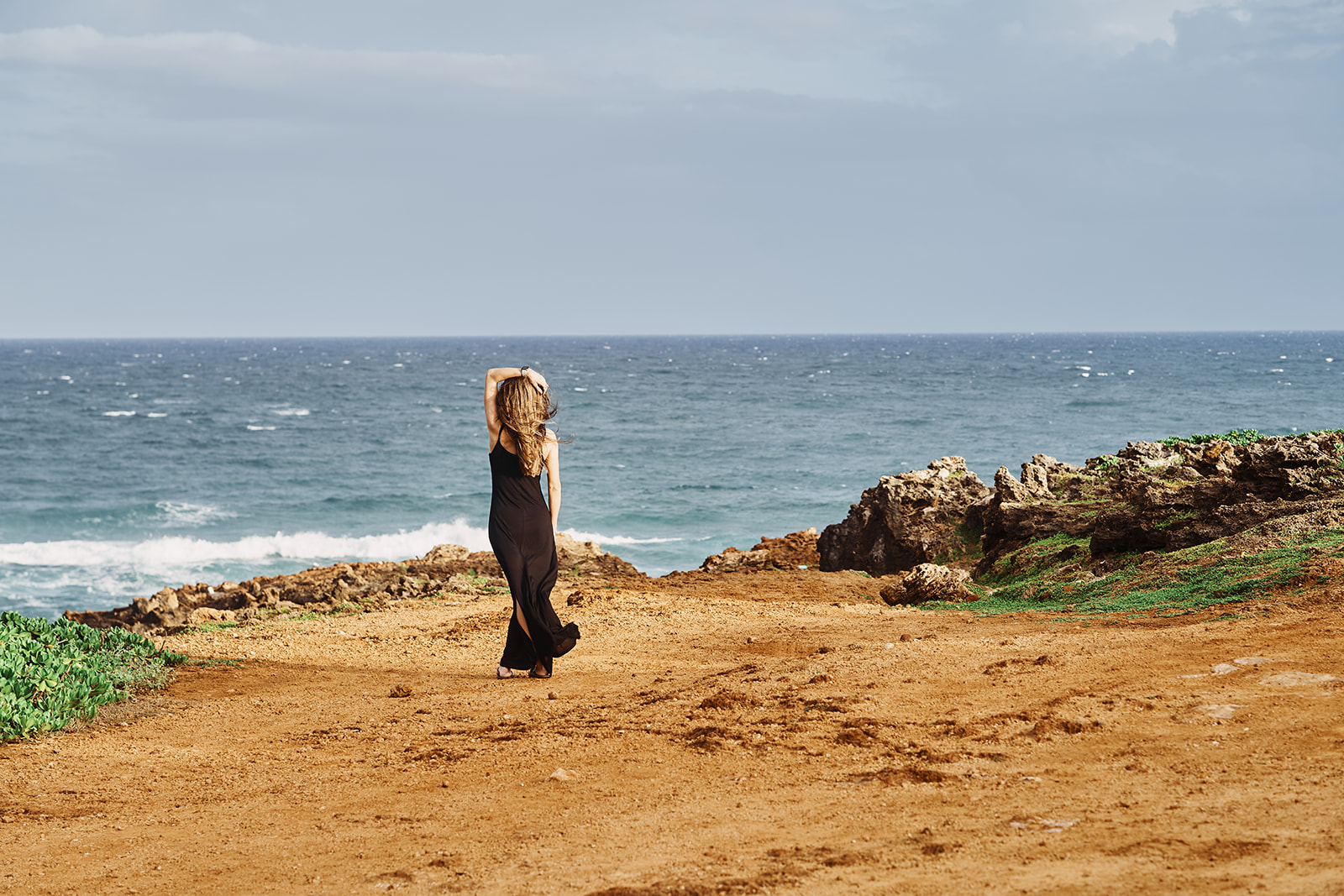 Kauai Beach Photo Inspiration For Solo Portraits