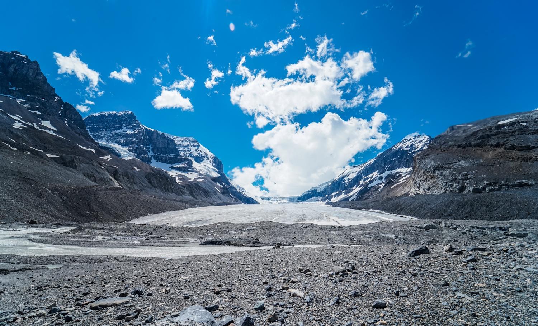 Athabasca Glacier Photo By Afewgoodclicks