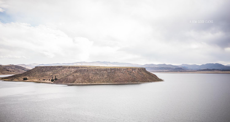 Silustani Near Lake Titicaca Peru Travel Destination