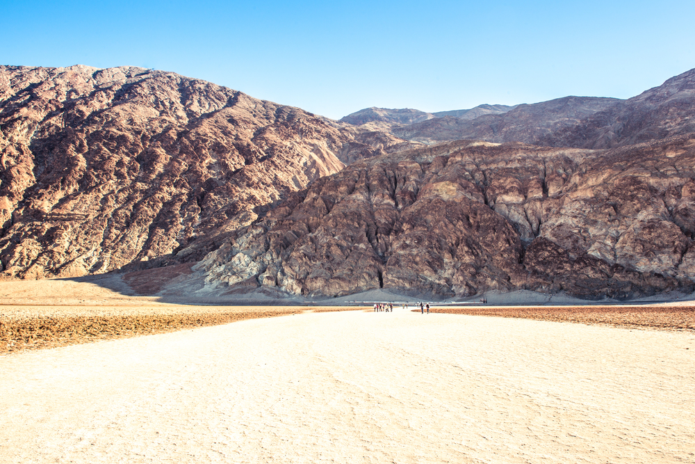 Death Valley Winter Time Afewgoodclicks