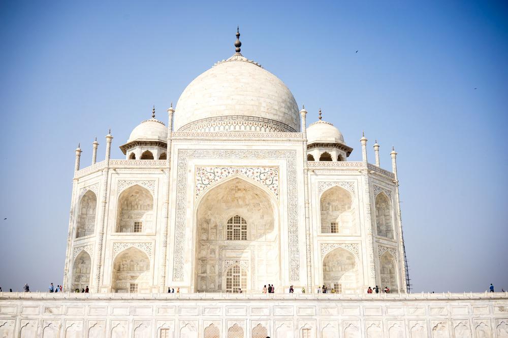 Tajmahal Monument Agra India