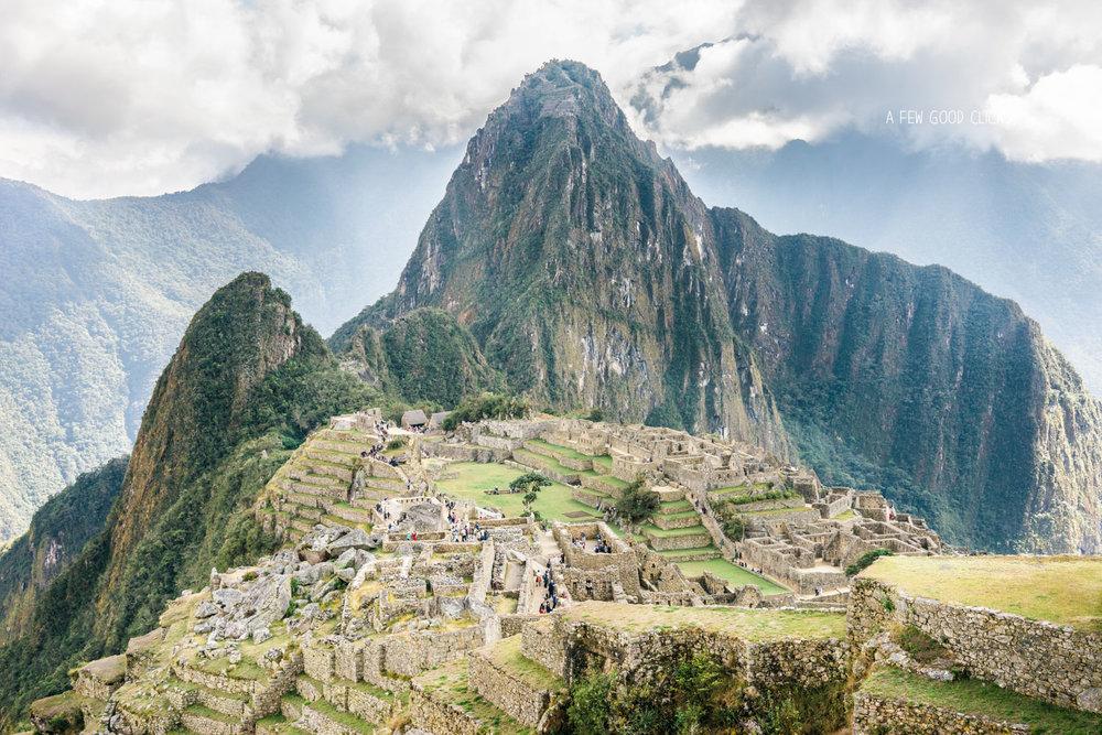 Epic Machu Pichu Photo Peru Inca Travel