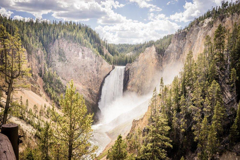 Grand Canyon Yellowstone National Park Photos