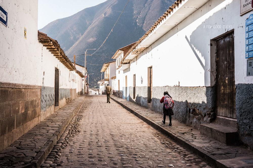 Peru Village Travel Photography Afewgoodclicks