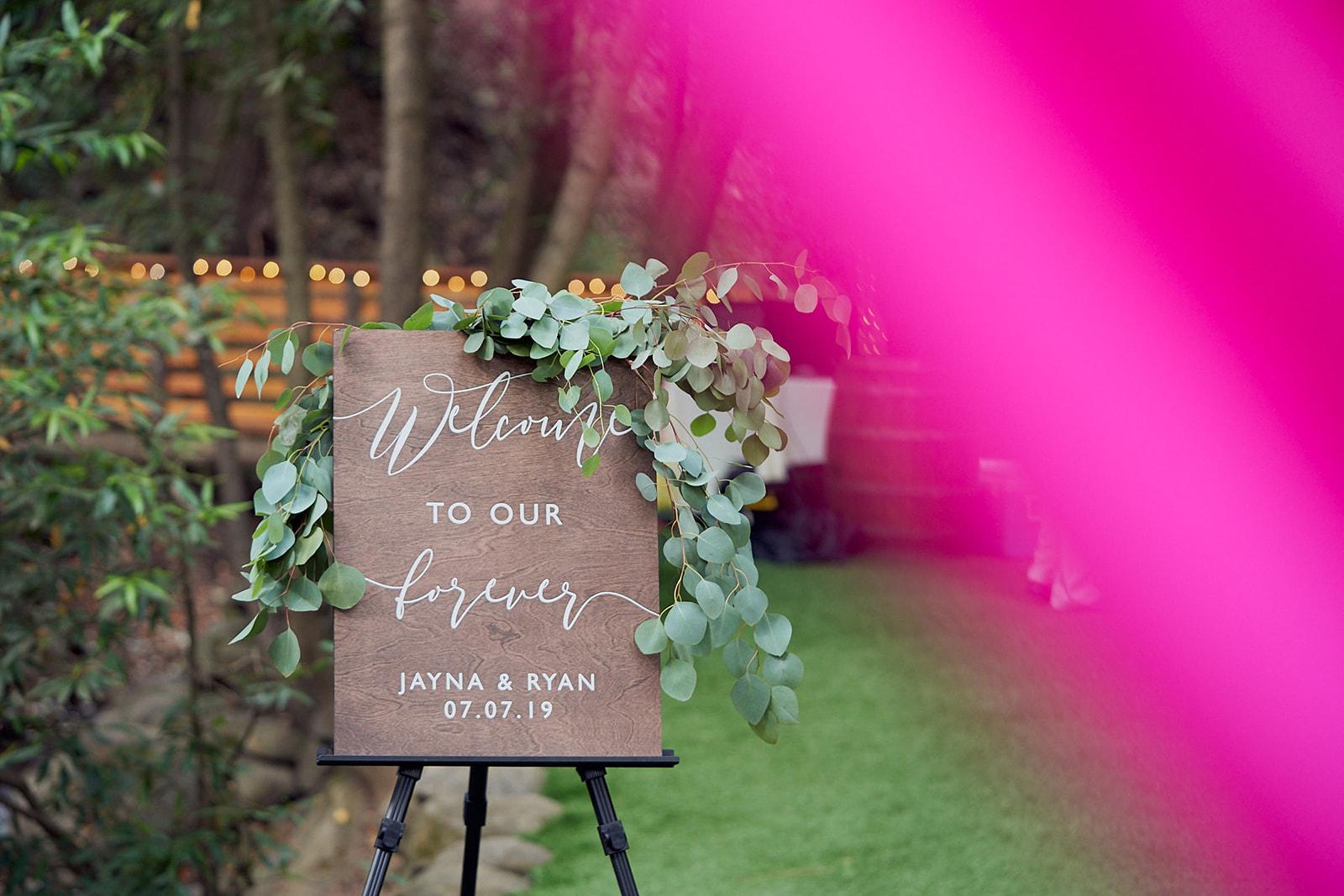 Saratoga Springs Wedding Venue Set Up Photography